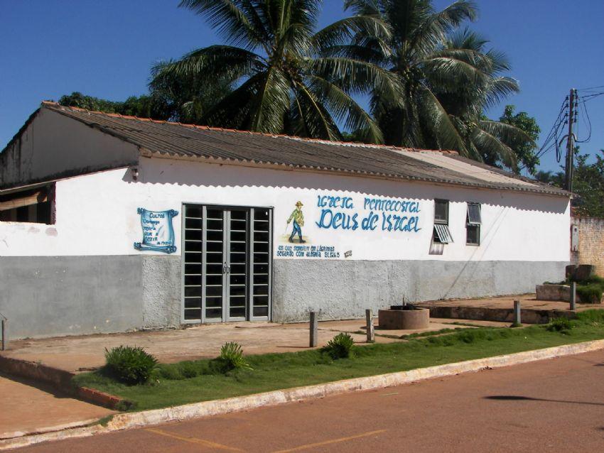 São José do Povo Mato Grosso fonte: www.coisasdematogrosso.com.br